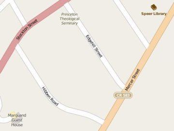edgehill map