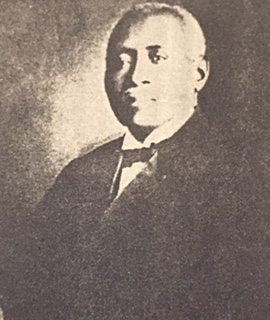 The Rev. William Drew Robeson was driven out of Princeton in 1900.
