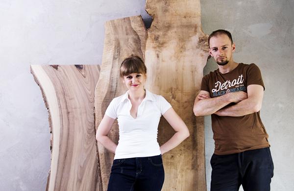 Ela Malita i Przemek Stępień_Malita Just Wood_2