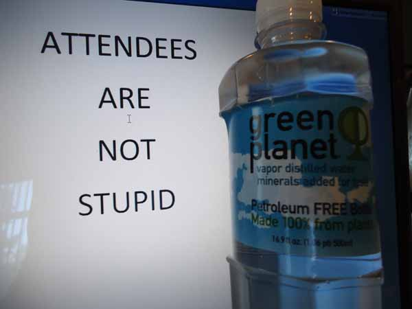 Greenwashing in the Meetings Industry
