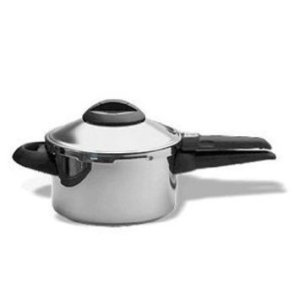 Stove-top pressure cooker