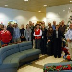 CDFA Plant Lab holiday visit