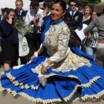 A captivating performance by the Federación Mexicana de Charreria.