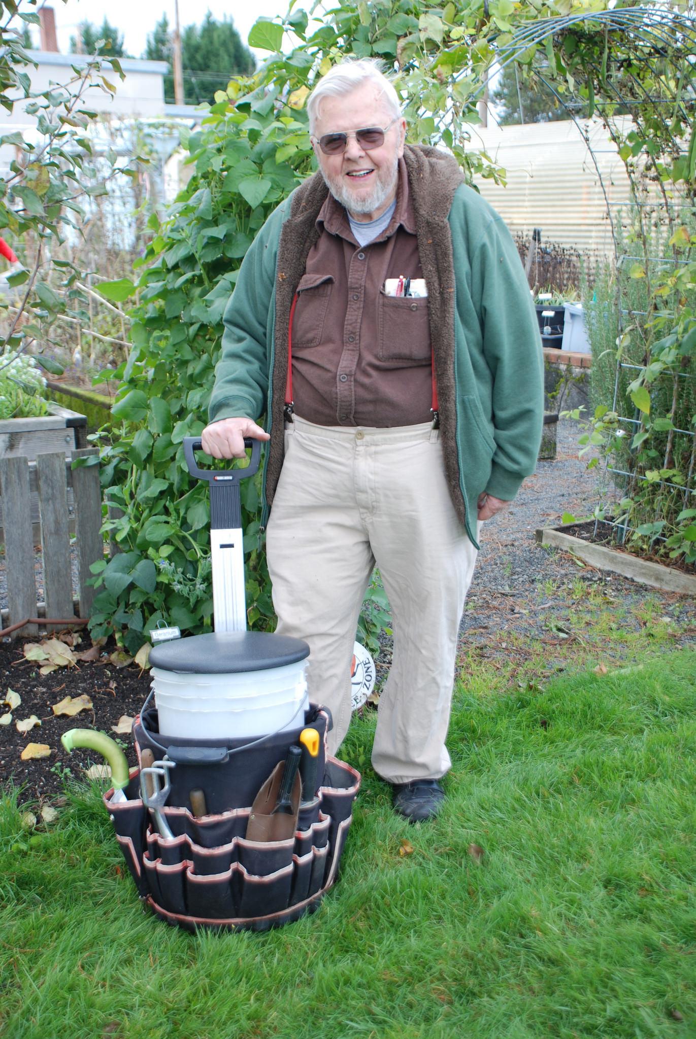 15 ways to make gardening easier