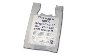 degradable bag featured