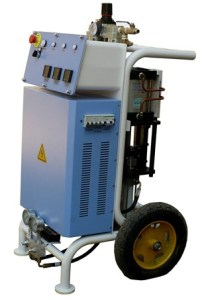 Polyurethane-Foaming-Machine-for-Heater-Tank