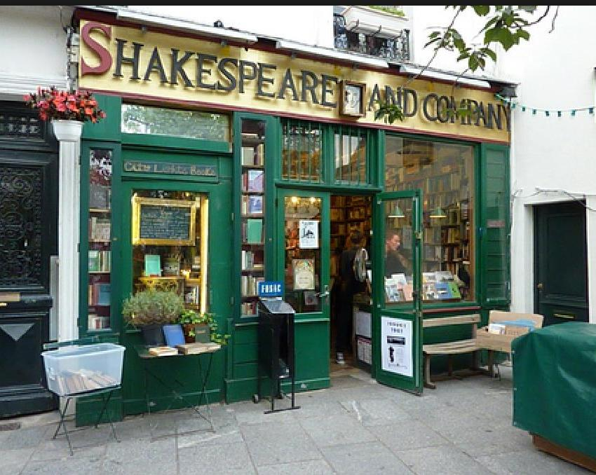 © Shakespeare and Company