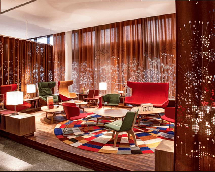 © 25hours Hotel Zurich West