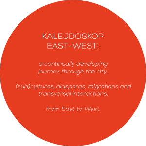 KALEJDOSKOP EAST-WEST, defined. By Emilia Moniszko.