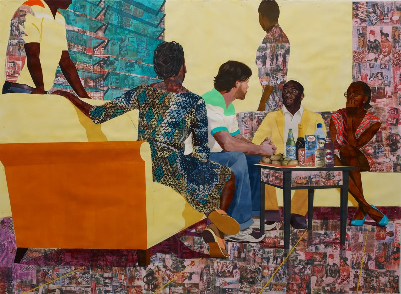 Njideka Akunyili Crosby, Something Split and New 2013