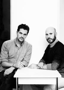 Swiss-based design duo Andreas Huber and Raúl Egloff Alcaide from huber egloff