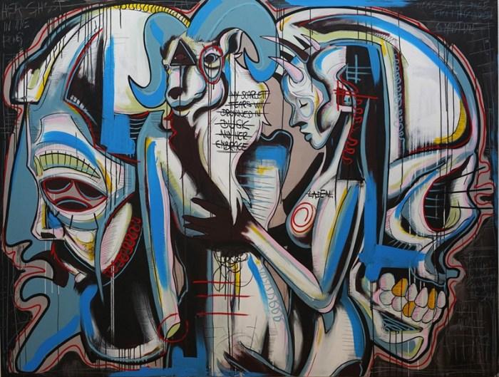 Daniel Harms, Artist, Berlin, Platea Magazine