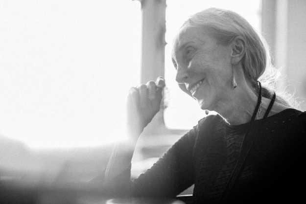 Interview with Carla Sozzani