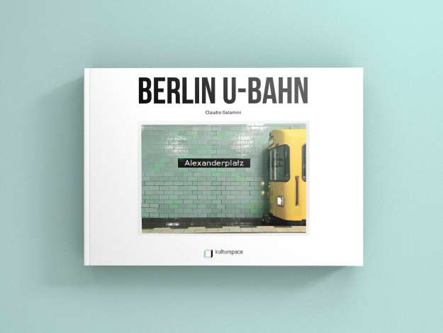 BERLIN U-BAHN: AN UNDERGROUND JOURNEY OF TYPOGRAPHY AND COLOR