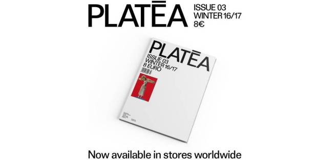 PLATEA ISSUE 03 WINTER 16/17