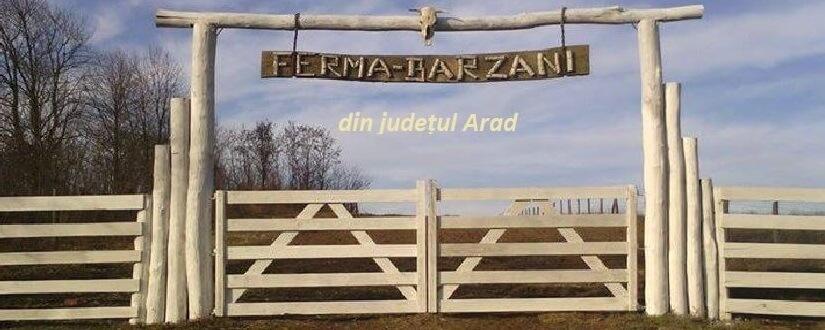 Ferma Bărzani, inspirație canadiană pe pământ românesc