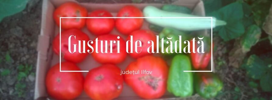 Gusturi de altadata, legume curate pentru Bucuresteni