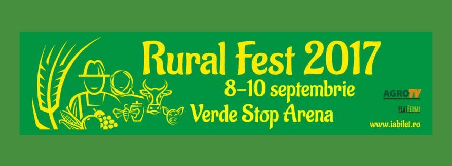 Rural Fest 2017, producători locali reuniți la București