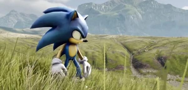 Unreal Engine Sonic