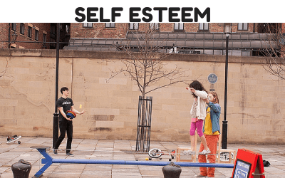 The Tightrope of Self Esteem