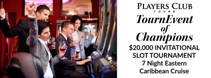 $20,000 Invitational Slot Tournament