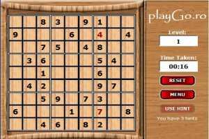 Joaca Sudoku Original online