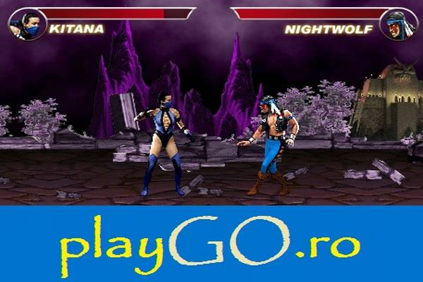 Play Mortal Kombat Carnage