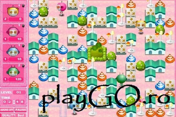 Play Bomberman online