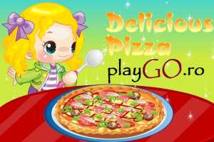 Joaca Cooking Delicious Pizza online