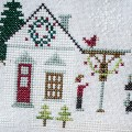 Main Train Station Little House Needleworks PlayingStitches (9)