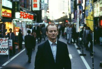 Bill Murray Lost in Translation