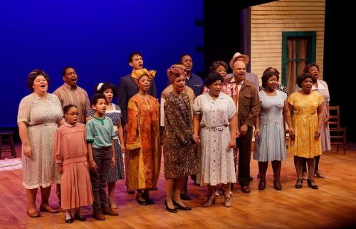 The Color Purple at Park Square Theatre. Photos by Petronella J. Ytsma