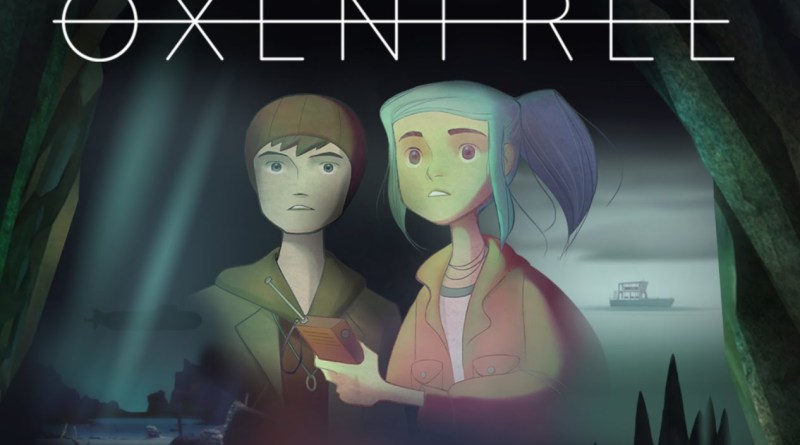 Oxenfree indiesucces klar til PS4