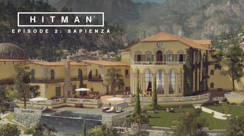 Review: Hitman S01E02 – Sapienza