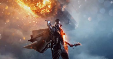 Battlefield 1 artwork reveal
