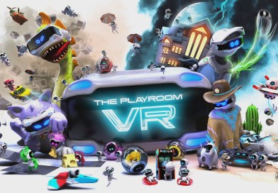 Review-PSVR: The Playroom VR