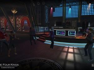 Four Kings Casino Nachtclub