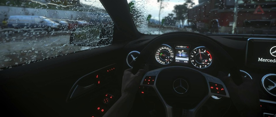 Driveclub Feature