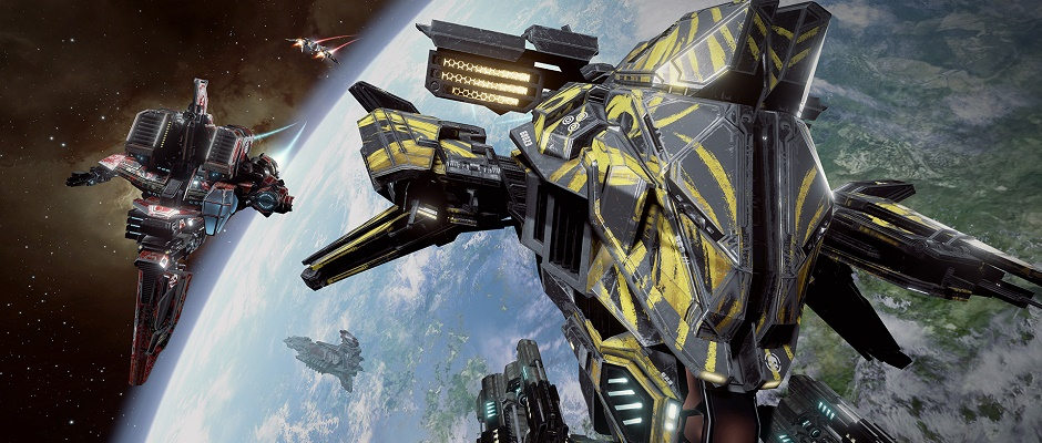 Eve Valkyrie Feature