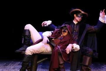 Cyrano de Bergerac Théâtre le Ranelagh FR