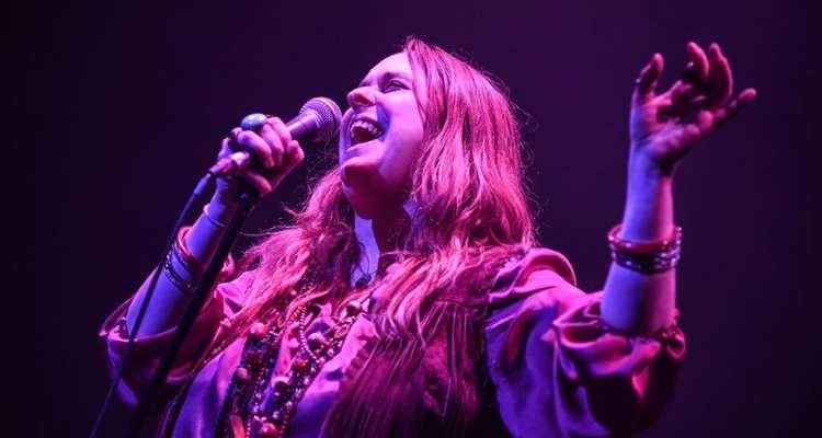 Janis Joplin Full Tilt Theatre Royal Stratford East Photo credit Robert Day 01