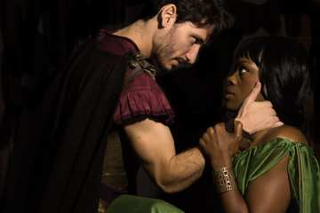 The Rape of Lucrece, Teatro Latea at the Clemente, New York City