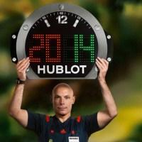 The Hublot Referee Board
