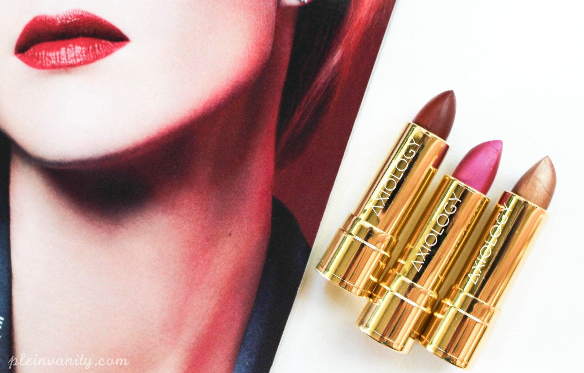 A Pretty Philosophy: Axiology Lipstick