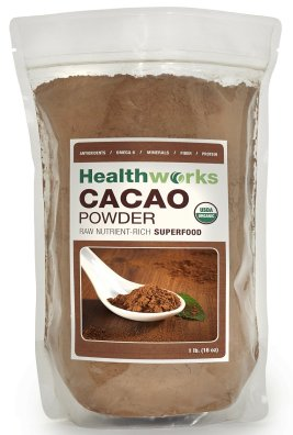 cacao healthy saturated fat