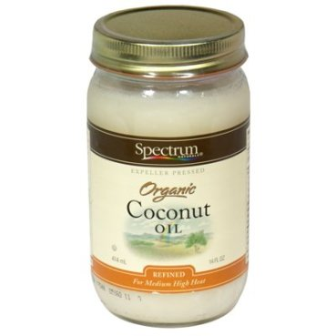 Coconut oil is rich in lauric acid saturated fat and is associated with numerous health benefits