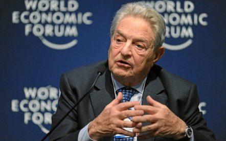 George Soros at World Economic Forum