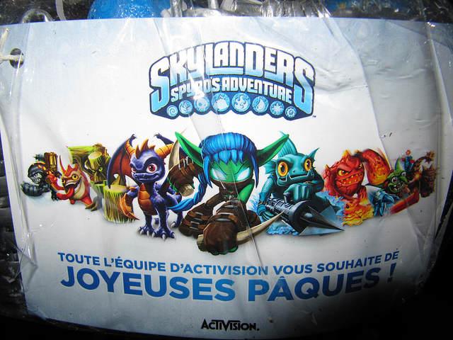 photo de la carte Activision 'Joyeuse Pâques'