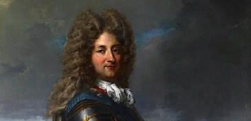 Philippe d'Orléans par Jean-Baptiste Santerre