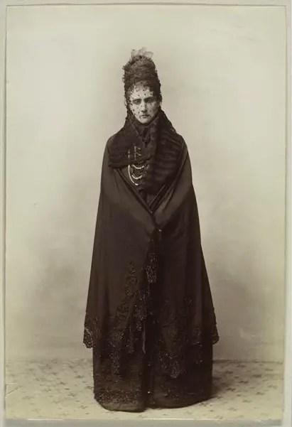 Série Rachel (1890') Virginia de Castiglione par Pierson